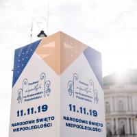 Festiwal Niepodległa na Krakowskim Przedmieściu 2019